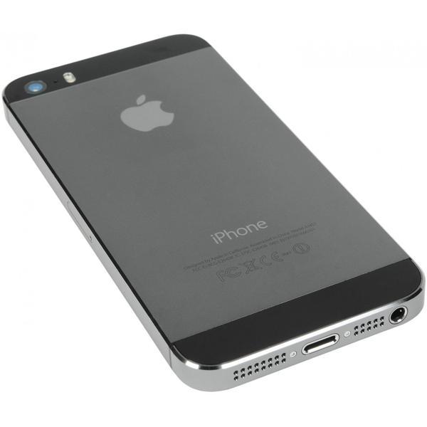 Смартфон Apple iPhone 5S 16GB Space Gray, мініатюра №3