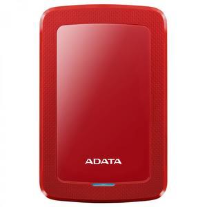"""Зовнішній жорсткий диск A-Data USB 3.2 Gen1 HV300 2TB 2 5"""" червоний AHV300-2TU31-CRD"""